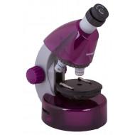 Levenhuk LabZZ M101 Amethyst / Ametiszt mikroszkóppal EAN: 0643824206847