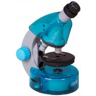 Levenhuk LabZZ M101 Azure / Azúr mikroszkóppal  EAN: 0643824206854