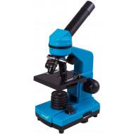 Levenhuk Rainbow 2L Azure / Azúr mikroszkóppal EAN: 0643824206908