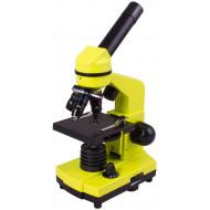 Levenhuk Rainbow 2L Lime mikroszkóp EAN: 0643824206915