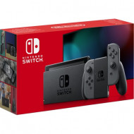 NINTENDO Switch 2019 HAC-001(-01) console with grey Joy-Con NSH002_NS_CONSOLE_WITH_GREY_JOY-CON 45496452599