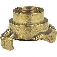 Sárgaréz Gyorscsatlakozó menetes darab 30,3 mm (1) BM GARDENA 7109-20