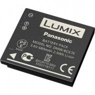 Kamera akku Panasonic DMW-BCK7E, NCAYN101H 3.6 V 680 mAh DMW-BCK7E