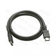 HDMI-HDMI monitor kábel, 1m KKTMHH01V
