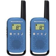 Motorola Solutions TALKABOUT T42 kék PMR készülék 2 részes készlet