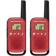 Motorola Solutions TALKABOUT T42 piros PMR készülék 2 részes készlet