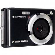 Digitális kamera AgfaPhoto DC5200 21 MPix Fekete, Ezüst