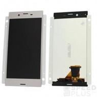 Sony Sony Xperia XZs kompatibilis LCD modul, OEM jellegű, fehér