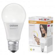 OSRAM Smart+ Classic E27 Dimmable, szabályozható fényerejű okos LED lámpabúra, programozható kapcsolóval