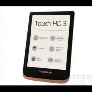 Pocketbook Touch HD 3 ebook olvasó, réz PB632-K-WW