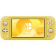 NINTENDO Switch Lite Yellow console NSH110_NS_LITE_YELLOW