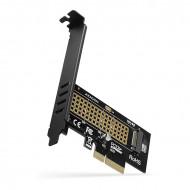 AXAGON PCEM2-N PCIE NVME M.2 x4 M-Key slot adapter PCEM2-N