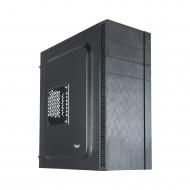 Akyga Micro ATX Case AK34BK 1x USB 3.0 black w/o PSU AK34BK