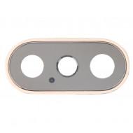 Apple iPhone Xs/Xs Max, hátlapi kamera lencse, arany  Apple