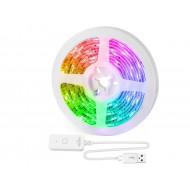NITEBIRD SL2/5m/12V/1A/hangvezérlés/távoli vezérlés/ütemezés/zene és APP vezérlés/Smart Wi-Fi-s LED  SL2
