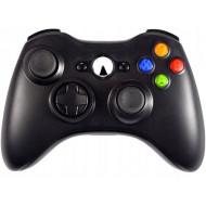 PRC vezeték nélküli Xbox 360 fekete kontroller PRCX360WLSSBK
