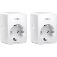 TP-LINK Okos Dugalj Wi-Fi-s, Tapo P100(2-PACK) TAPO P100(2-PACK)