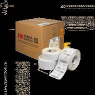 64*25 mm papír tekercses címke  (880122-025) /db