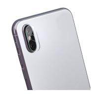 Apple iPhone X tempered glass kamera védő üvegfólia  Utángyártott 51217