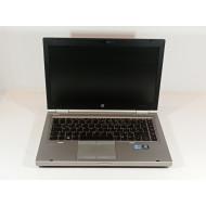 HP EliteBook 8460P I5/2410M/HD/4GB/240GB SSD/ - használt