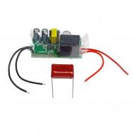 SmartWise 230V WiFi-s csak fázissal működő kapcsolómodul SMW-REL-230V-1