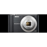 "Sony CyberShot DSC-W810 Black 20,1MP,Zoom6x,LCD3"",Black,SD/SDHC,96,8x55,5x20,9mm ,127g"