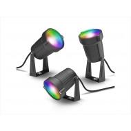 Innr, Smart Outdoor Spot Light, 230lm, (ZLL), 3 spots, EU version OSL 130 C