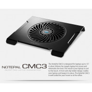 COOLERMASTER Notepal CMC3 Black